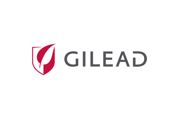 Gilead logo for Orange County AIDS Walk sponsorship