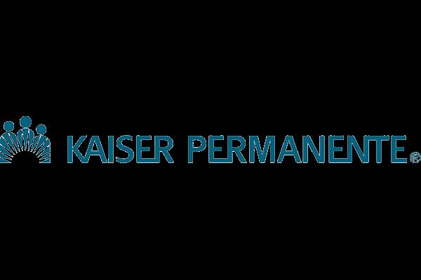 Kaiser Permanente logo for Orange County AIDS Walk sponsorship