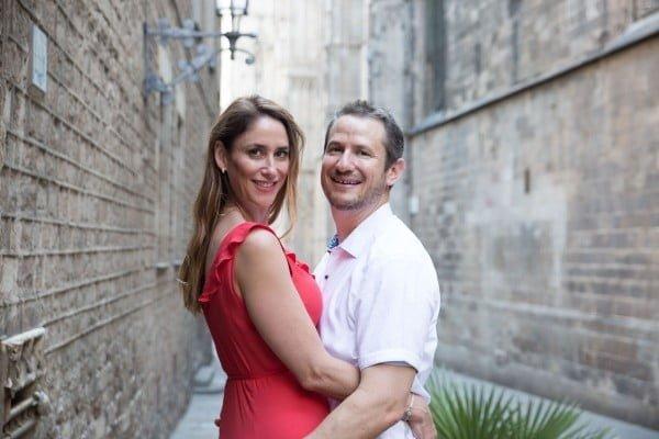 Jeanne and Gideon Bernstein