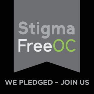 Stigma Free OC Badge