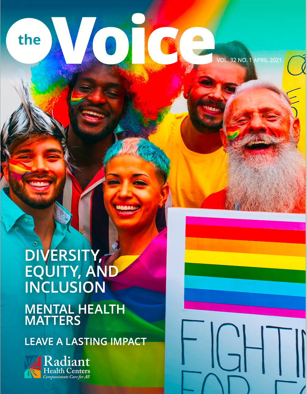 The Voice April 2021 Issue – Radiant Health Centers