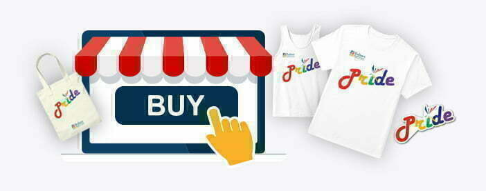 Shop Radiant Health Centers Online Pride Store and Support the Orange County LGBTQ+ Community