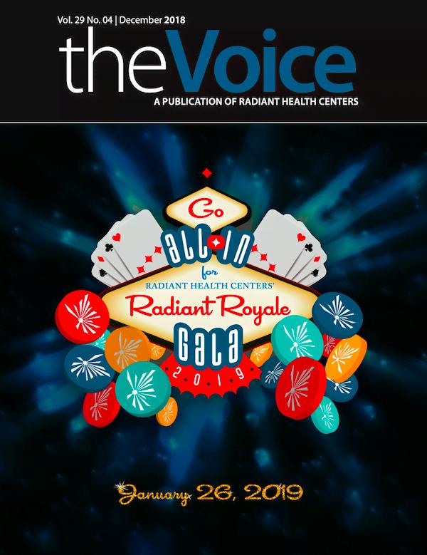 Radiant Royale Gala 2019 logo